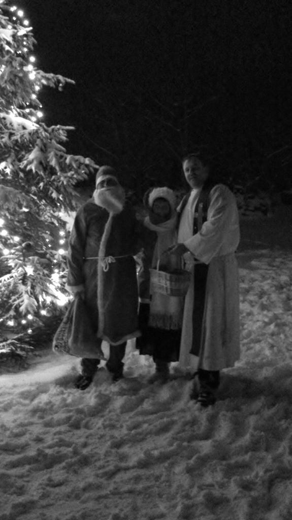 Juleminne frå Moster 2013