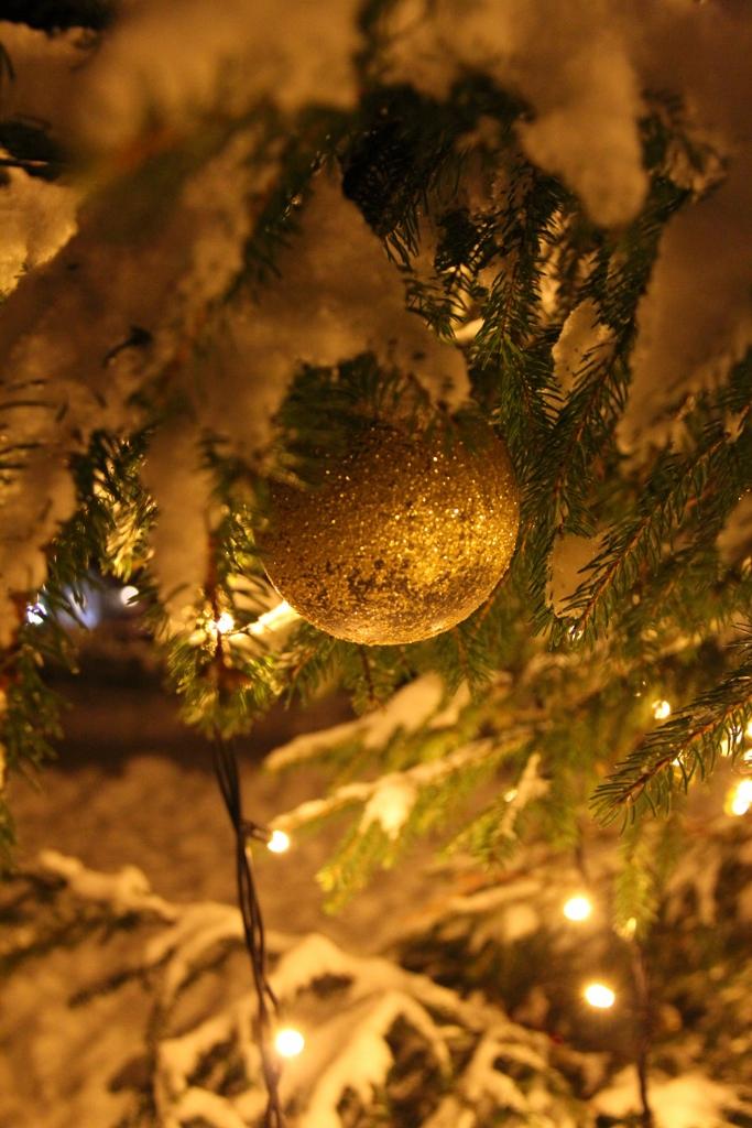 Julepynt 2013
